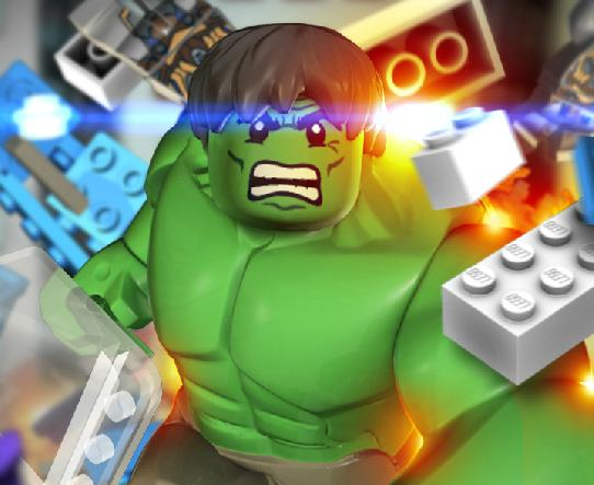 juego de hulk lego